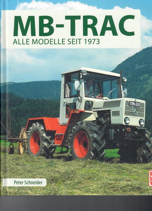 Buch: MB-TRAC Alle Modelle seit 1973  Peter Schneider - 604001014