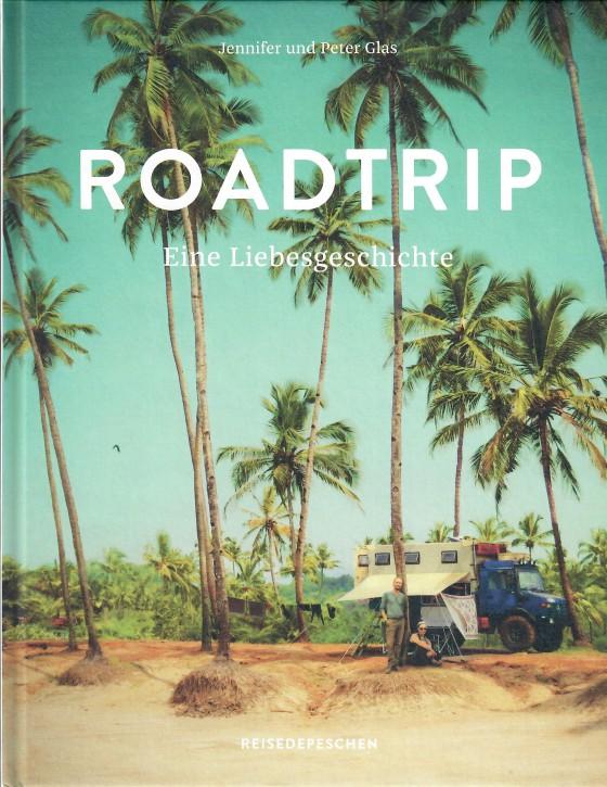 Buch: Roadtrip - Eine Liebesgeschichte - 604001066