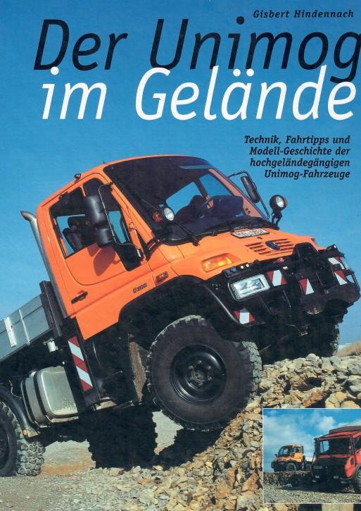 Buch: Der Unimog im Gelände - 604001030