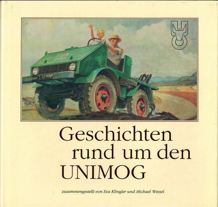 Buch: Geschichten rund um den Unimog - Band 1 - 604001041