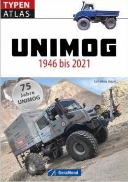 Buch: Typenatlas Unimog 1946 bis 2021 - 604001083