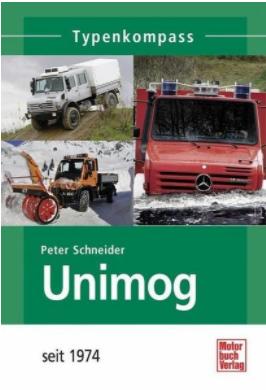 Buch: Typenkompass Unimog seit 1974 - 604001027