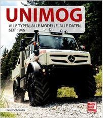 Buch: Unimog - Alle Typen, alle Modelle, alle Daten seit 1946 - 604001084