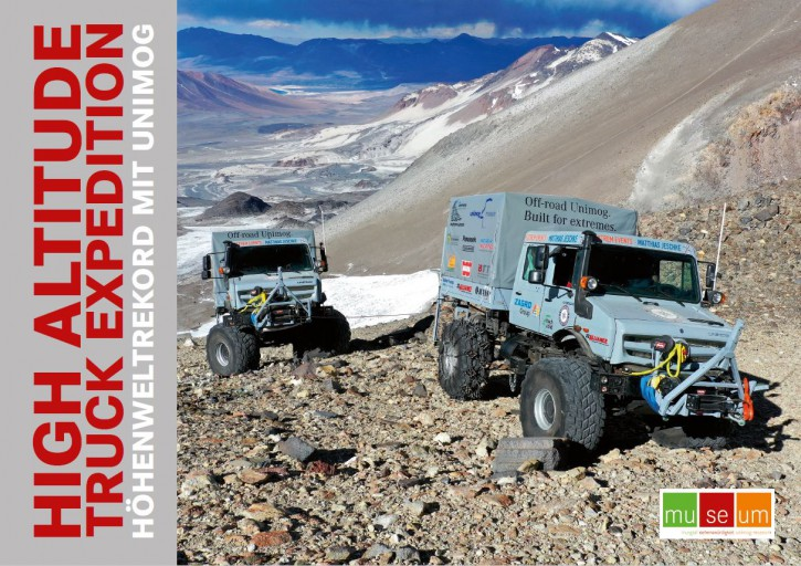 Bildband: HIGH ALTITUDE TRUCK EXPEDITION - 604001080