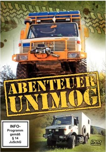 DVD: Abenteuer Unimog - 655000001