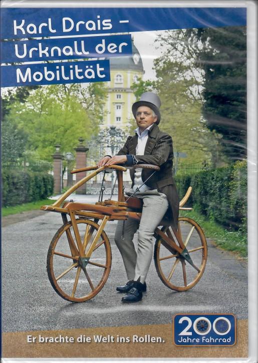 DVD: Karl Drais - Urknall der Mobilität - 655000002