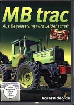 DVD: MB-trac - Aus Begeisterung wird Leidenschaft - 655000004