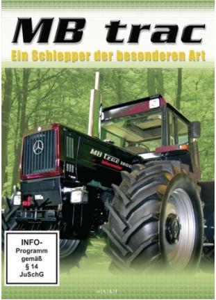 DVD: MB-trac - Ein Schlepper der besonderen Art - 655000011
