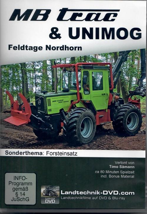 DVD: MB Trac & Unimog Feldtage Nordhorn 2018 - 655000010