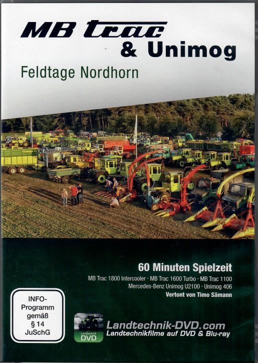DVD: MB Trac & Unimog Feldtage Nordhorn 2016 - 655000009