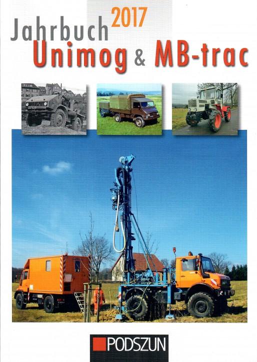 Buch: Jahrbuch Unimog und MB-trac 2017 - 604001034
