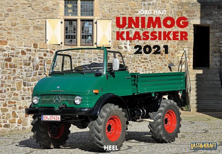 Unimog Klassiker Kalender 2021   654001008