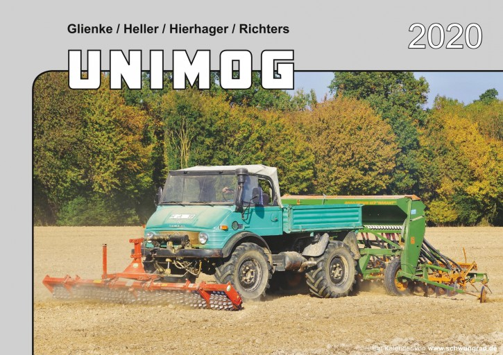 Unimog-Kalender 2020 - 654001007