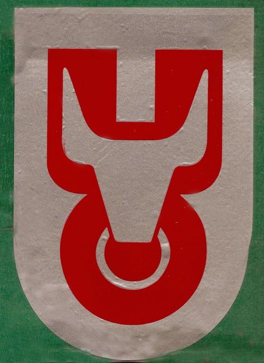 Aufkleber - Motiv Ochsenkopf - 904001009