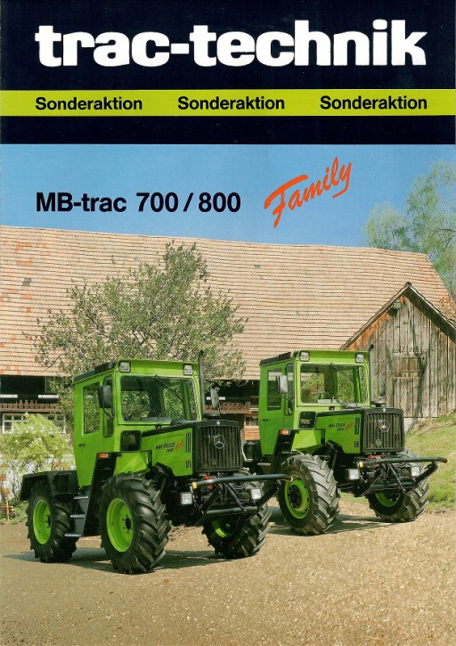 Prospekt 015 MB-trac 700/800 Familiy - 606000015