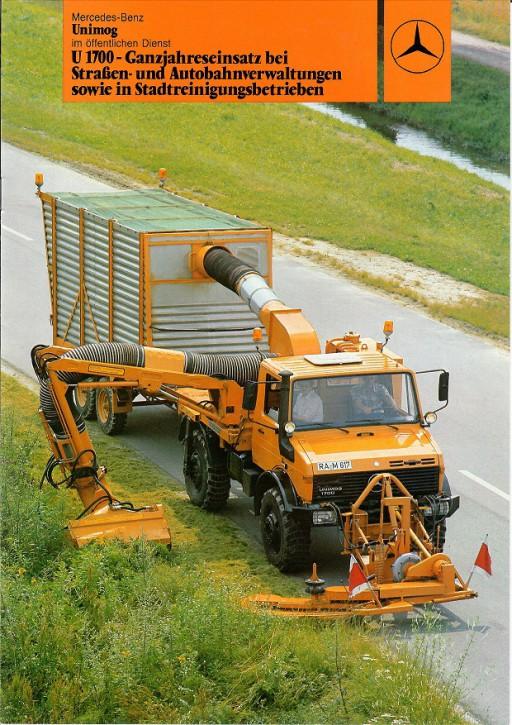 Prospekt 211 U 1700 - Ganzjahreseinsatz bei Straßen- und Autobahnverwaltungen  606000211