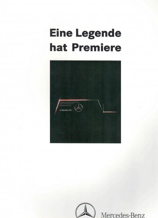 Prospekt 296 Eine Legende hat Premiere - 606000296