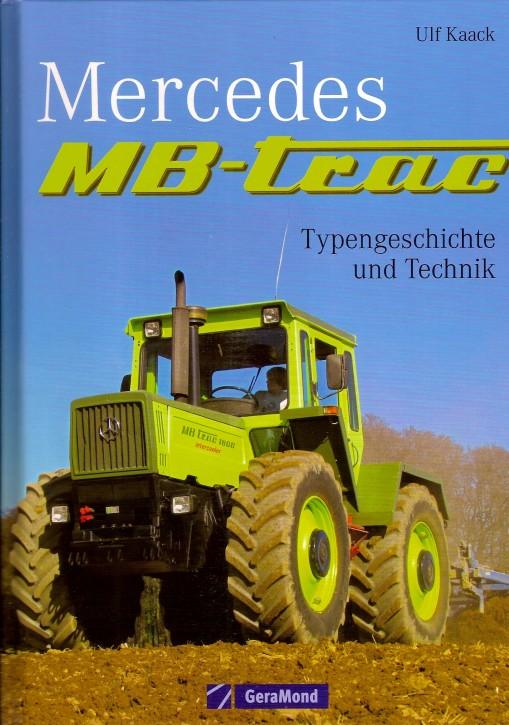 Buch: Mercedes MB-trac - Typengeschichte und Technik - 604001002