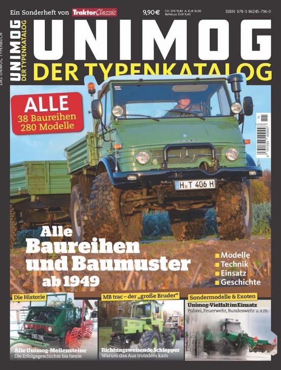 Buch: Unimog - Der Typenkatalog - 604001016