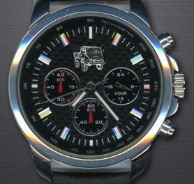 Uhr Unimog Black Edition - 704001000