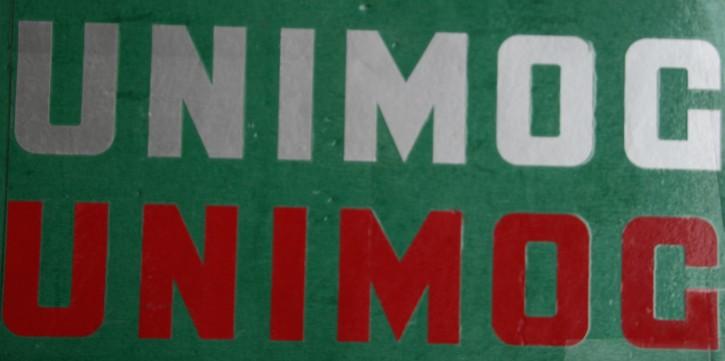 UNIMOG-Schriftzug zum Aufkleben - weiß - 904001012