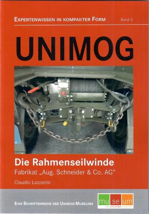 N E U  Unimog: Die Rahmenseilwinde  304001056