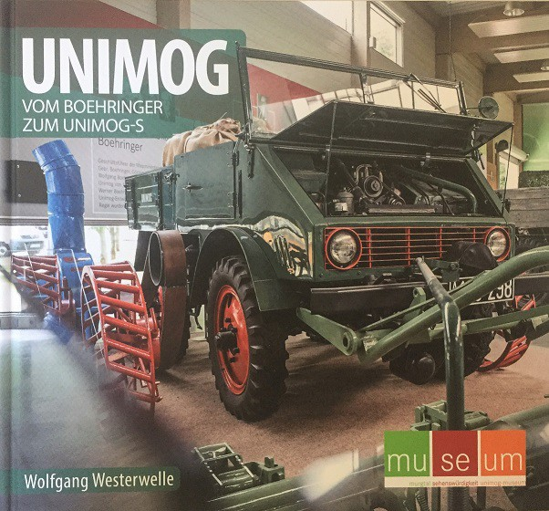 Buch: Unimog vom Boehringer zum Unimog-S - 604001063
