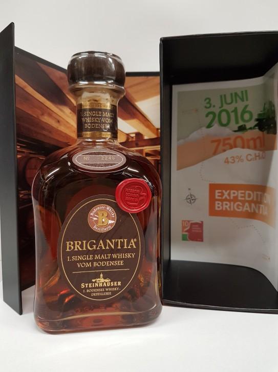 Jubiläums-Whiskey Brigantia von Steinhauser - 904001014