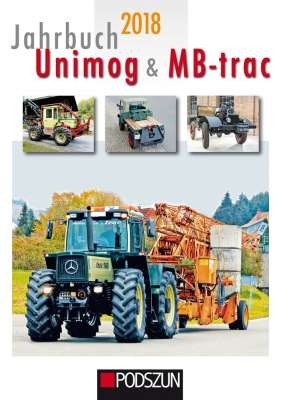 Buch: Jahrbuch Unimog & MBtrac 2018 - 604001020