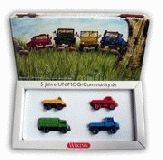 "WIKING-Modell-Set ""5 Jahre Unimog-Community.de"" - 1 : 87 - 704001014"