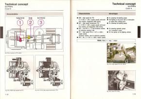 Technical Manual Unimog U 2400 TG 05/94 - Original - 314021027